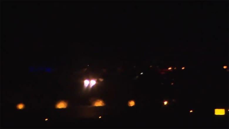 الرئاسة الفرنسية تنشر فيديو لمشاركة مقاتلاتها بضربة سوريا