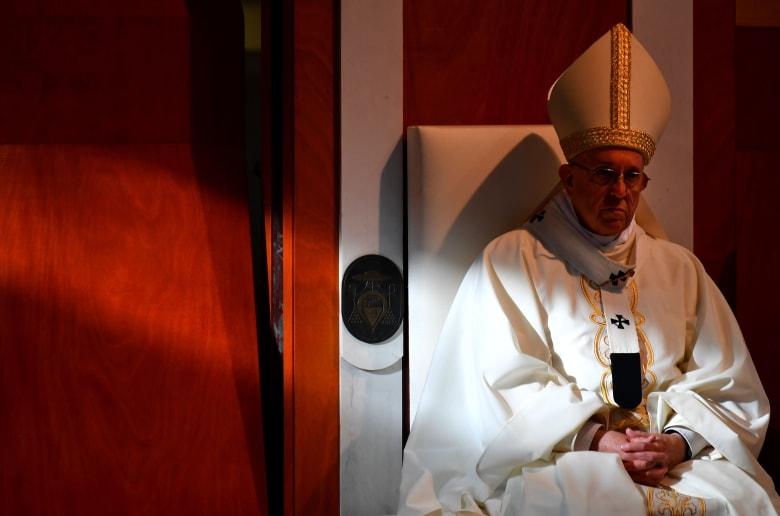 البابا فرنسيس حول سوريا: أصلي باستمرار للسلام