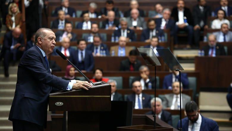أردوغان مغردا: من الآن فصاعدًا لا يمكن اتخاذ خطوة بسوريا بمعزل عن تركيا