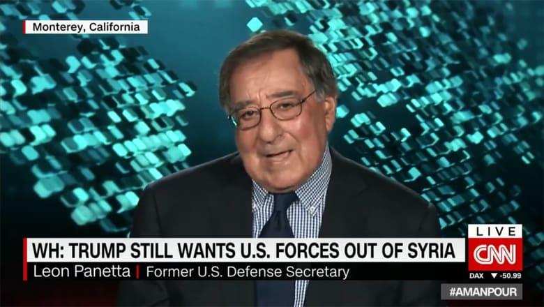 وزير دفاع أمريكا الأسبق لـCNN: لا يمكننا السماح ببقاء الأسد بالسلطة