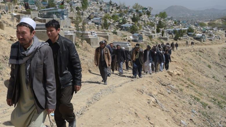 كامليا انتخابي فرد تكتب لـCNN: متى سيأتي دور أفغانستان؟