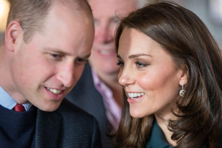 بعد جورج وتشارلوت.. دوق ودوقة كامبريدج يرزقان بمولود ثالث