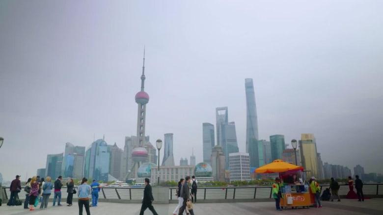 بأقل من دقيقتين.. جولة مذهلة في شنغهاي!