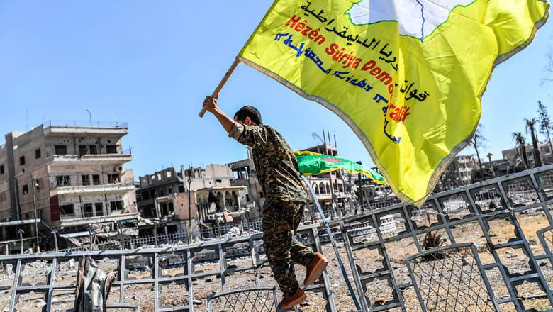 أمريكا تعلن انطلاق عملية لتحرير معاقل داعش الأخيرة بسوريا