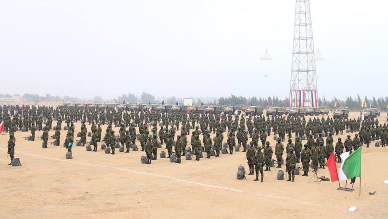 """""""قوات عربية بسوريا"""".. خارجية مصر: إرسال قواتنا للخارج له ضوابط محددة"""