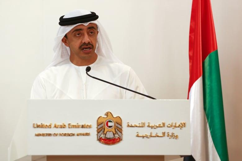 الخارجية الإماراتية عن بيان بن دغر: تصعيد يخالف الواقع والمنطق