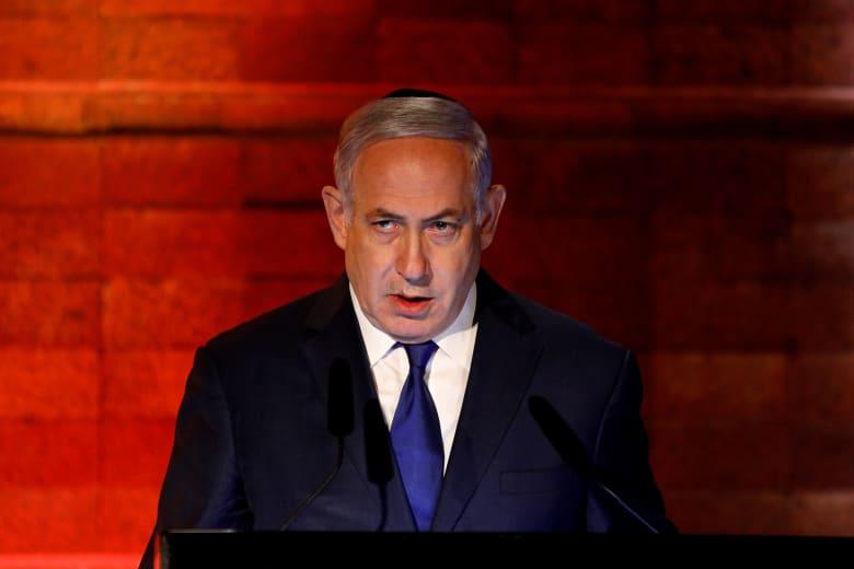 نتنياهو: إيران تدعو لإزالة إسرائيل عن وجه الأرض.. وتجلب أسلحة خطرة إلى سوريا
