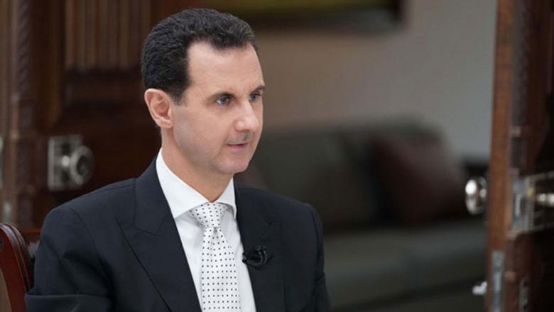 """بشار الأسد يرد على وصف ترامب له بـ""""الحيوان"""""""