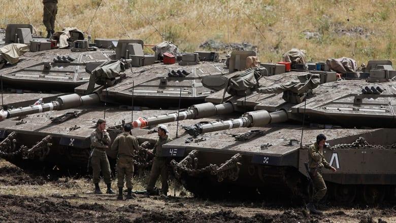 أقر بخسائر بشرية ومادية.. الجيش السوري: تصدينا لقسم كبير من صواريخ إسرائيل