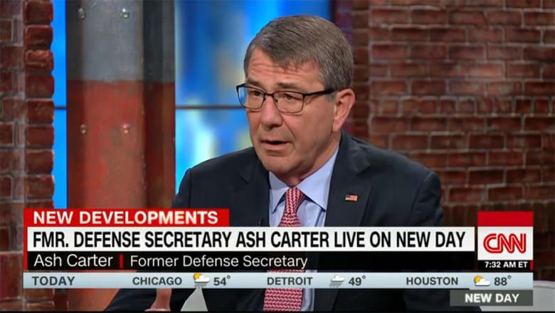 """حصريا.. وزير دفاع أمريكا السابق يحذر من تحركات إيرانية بعد """"الاتفاق النووي"""""""