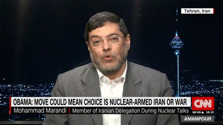 محلل إيراني لـCNN: عدم انسحاب طهران من الاتفاق النووي مباشرة مدروس.. وهذه الأسباب