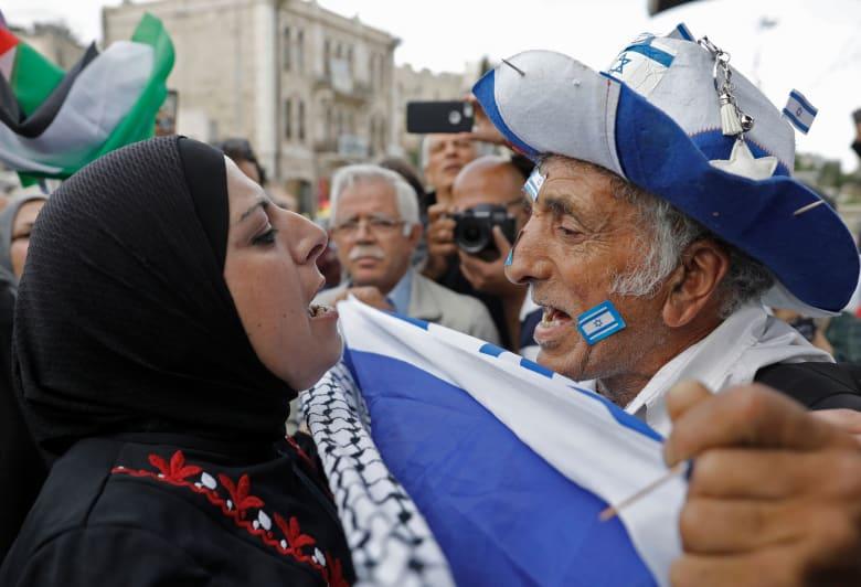 رأي: نقل السفارة الأمريكية للقدس سيسهم في حل الصراع مع الفلسطينيين