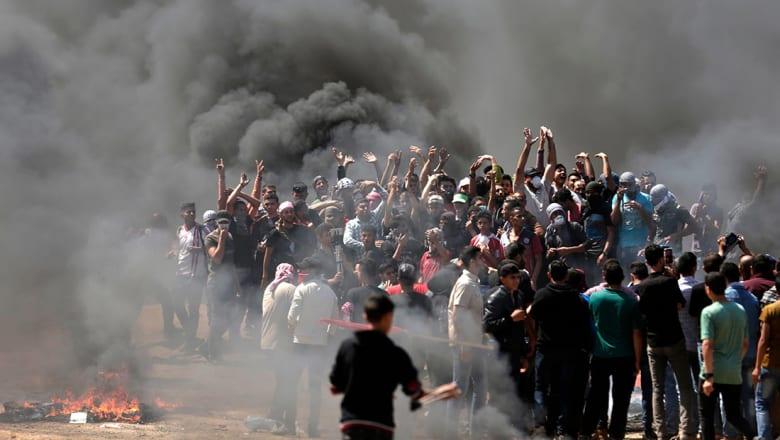 """منظمة التحرير الفلسطينية: افتتاح السفارة الأمريكية بالقدس """"نكبة جديدة"""""""