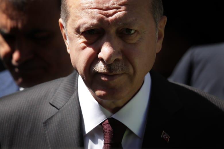 إردوغان ردا على نتنياهو: دولتك عنصرية ويداك ملطختان بدماء الفلسطينيين