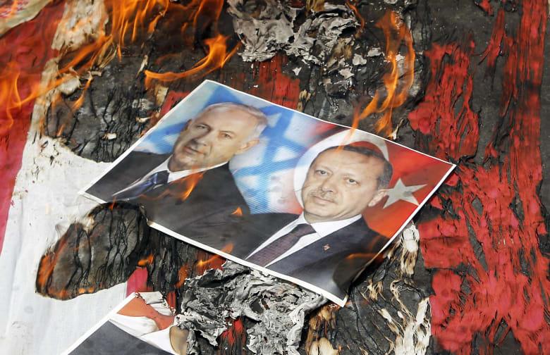 """في تطور للأحداث.. تبادل """"طرد"""" السفراء بين تركيا وإسرائيل"""