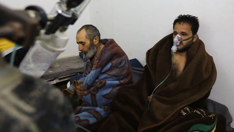 منظمة حظر الكيماوي تؤكد استخدام الكلور في سراقب بسوريا
