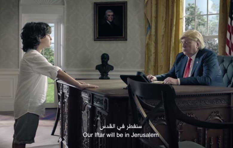 """""""سيدي الرئيس"""".. جدل على مواقع التواصل حول إعلان """"زين"""" لرمضان 2018"""