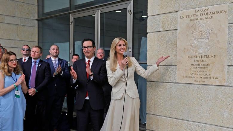 ثالث دولة تنقل سفارتها إلى القدس.. وعشراوي: انتهاك صارخ