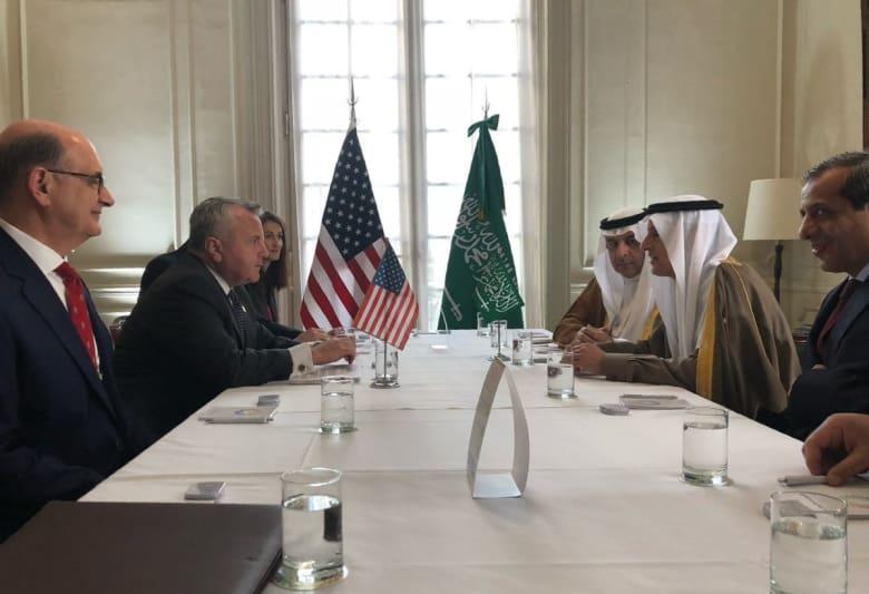 سوليفان للجبير: نرغب بإيجاد حل للأزمة الخليجية بمشاركة جميع الأطرف
