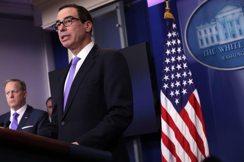 الخزانة الأمريكية تفرض عقوبات على إيرانيين زودوا الحوثيين بخبراتهم