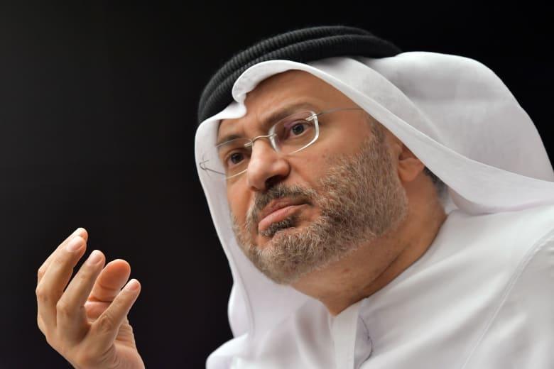 قرقاش ينفي تدخل الإمارات في الانتخابات الأمريكية 2016