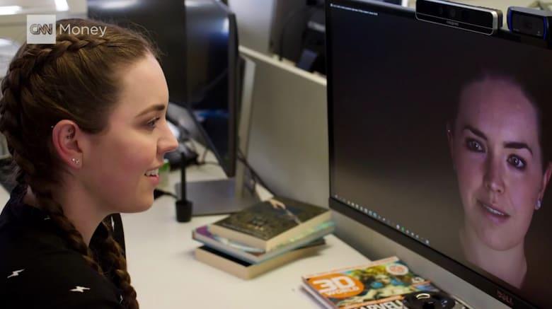 ماذا سيحدث لو كان بإمكانك إرسال نسخة رقمية منك للعمل عوضاً عنك؟