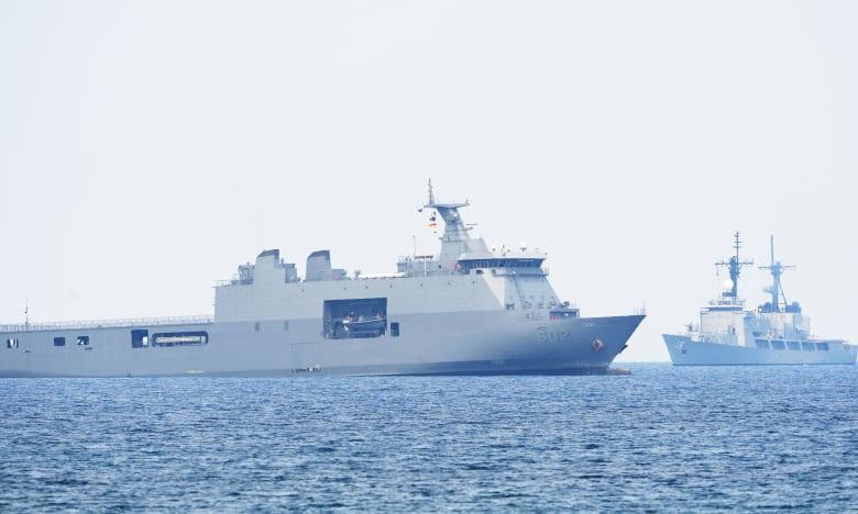 سفن عسكرية أمريكية تبحر جنوب بحر الصين وبكين تحتج
