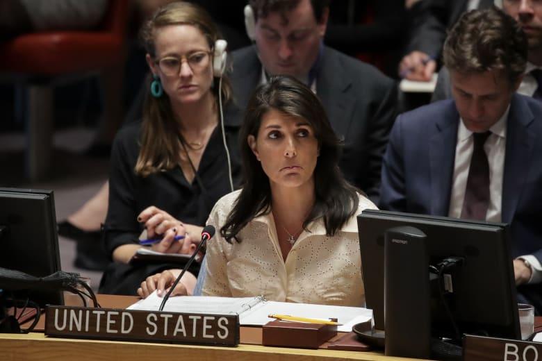 أمريكا تدعو لجلسة طارئة لمجلس الأمن لمناقشة اعتداءات حماس على إسرائيل