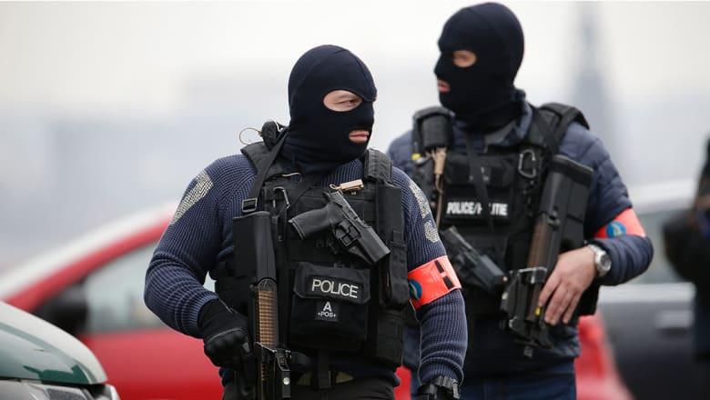 """الادعاء البلجيكي: منفذ هجوم مدينة ليغ هتف """"الله أكبر"""" مرارا خلال العملية"""