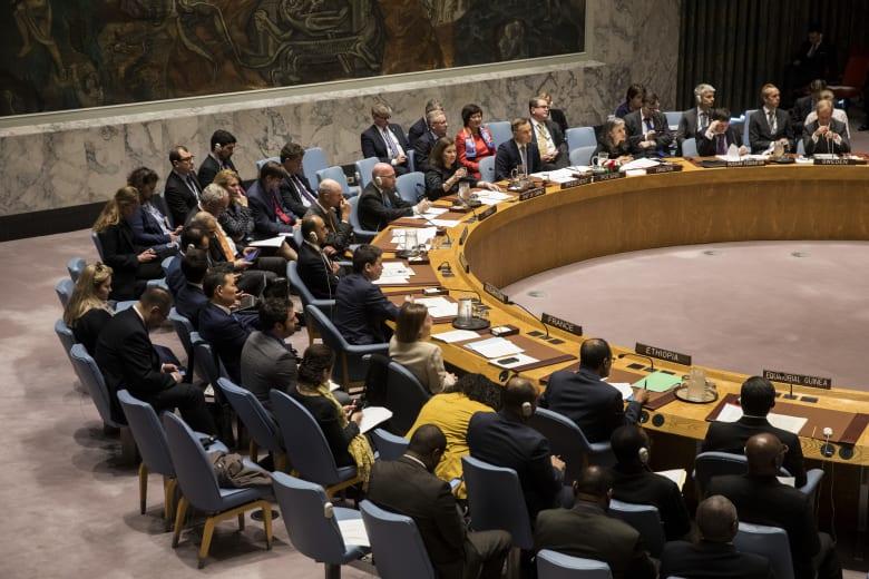 فيتو أمريكي يسقط مشروع قرار كويتي لحماية الفلسطينيين