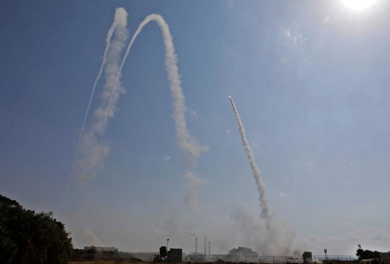 الفصائل الفلسطينية تستهدف إسرائيل بقذيفتين صاروخيتين من غزة