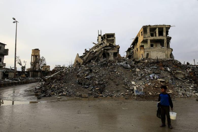 """أمنستي: العمليات العسكرية في الرقة """"حرب إبادة"""" والتحالف يرد"""