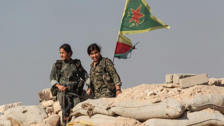 اتفاق تركي أمريكي سينقل المسلحين الأكراد من منبج الى شرق الفرات