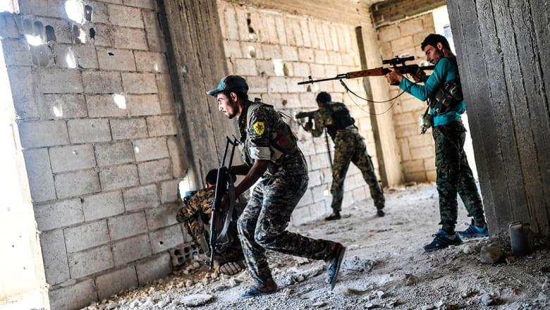 خارجية أمريكا: الدشيشة معقل سيء الصيت لداعش بسوريا ونرحب بتقدم SDF نحوها
