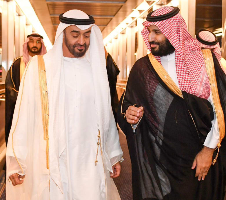 الإعلان عن تشكيل مجلس التنسيق السعودي الإماراتي