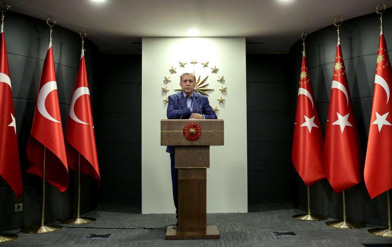 أردوغان: سندخل سنجار وصولا لقضاء مخمور بالعراق إذا تطلب الأمر