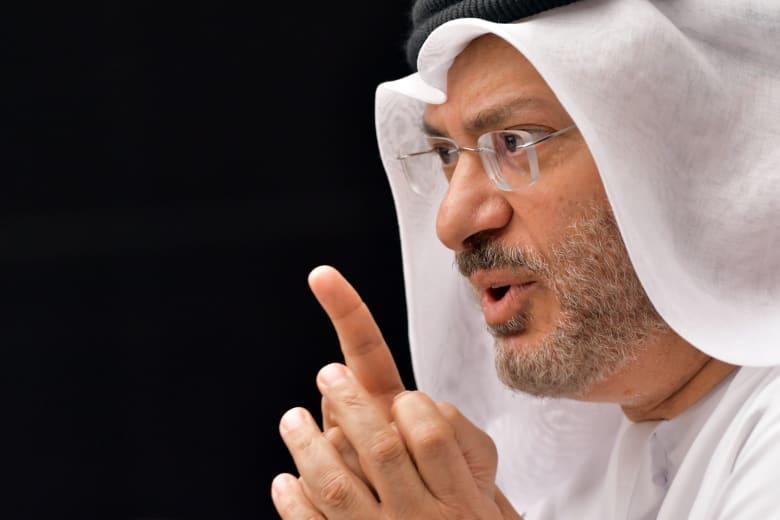 """قطر تشكو الإمارات لمحكمة العدل الدولية.. وقرقاش يصف الخطوة بـ""""السقوط"""""""