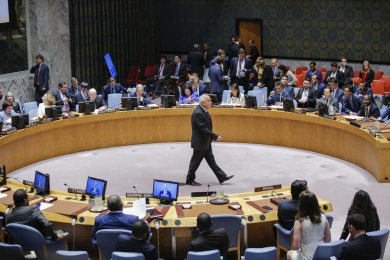 الأمم المتحدة تصوت لصالح مشروع قرار لحماية الفلسطينيين