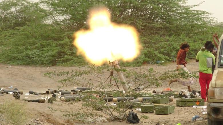 """غريفثس يصل اليمن """"للحيلولة دون وقوع مواجهة عسكرية بالحديدة"""""""