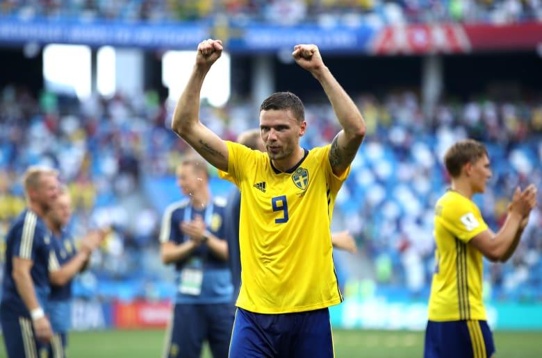 السويد تهزم كوريا الجنوبية وتتقاسم الصدارة مع المكسيك