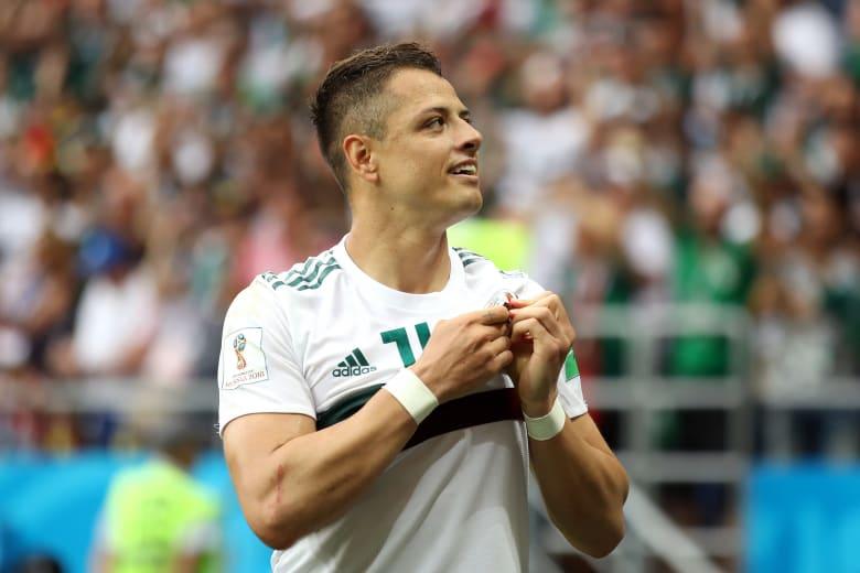 المكسيك تهزم كوريا الجنوبية وتقصيها من كأس العالم 2018