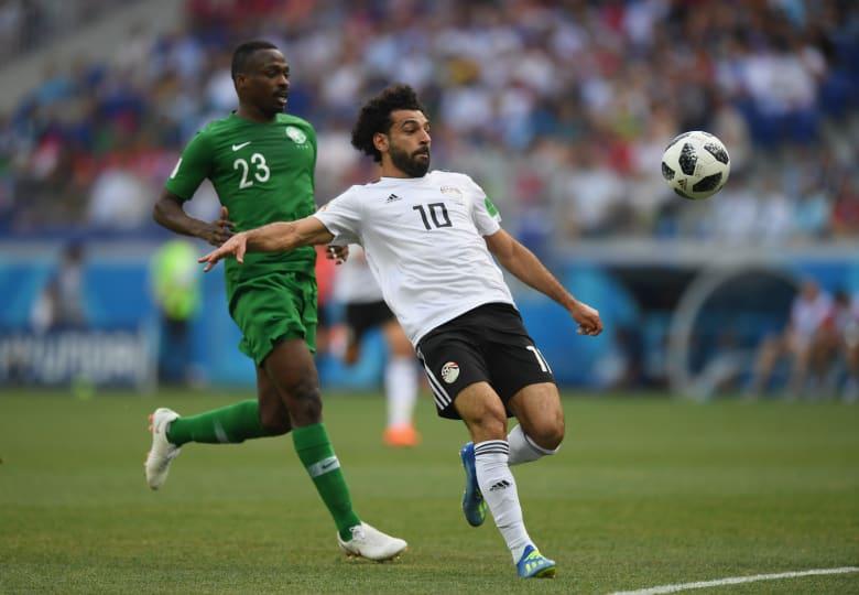 محمد صلاح بعد مباراة السعودية: متحمسون للمونديال القادم