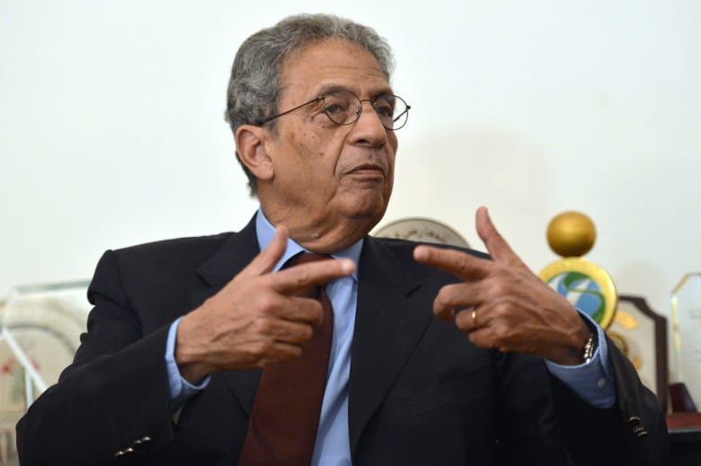 """عمرو موسى عن نتائج مصر في المونديال: الرياضة ليست """"سبوبة"""""""