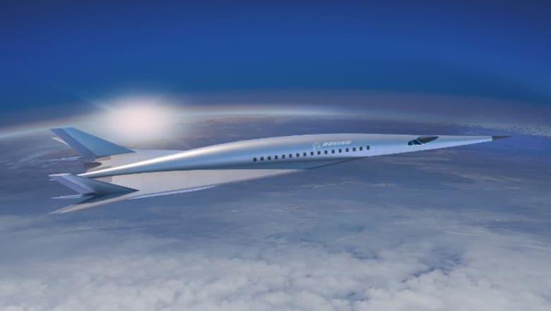 بوينغ تطور طائرة تقلّك من نيويورك للندن بساعتين