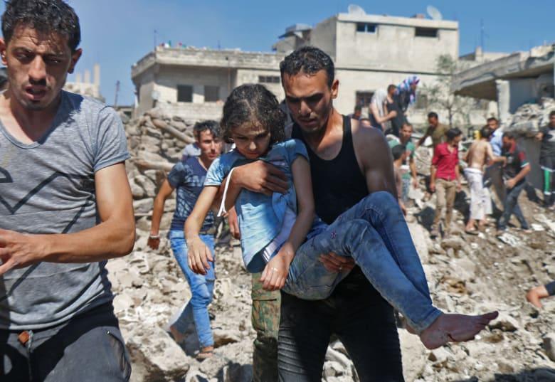 الأمم المتحدة تدعو إلى وقف فوري للعمليات العسكرية في درعا