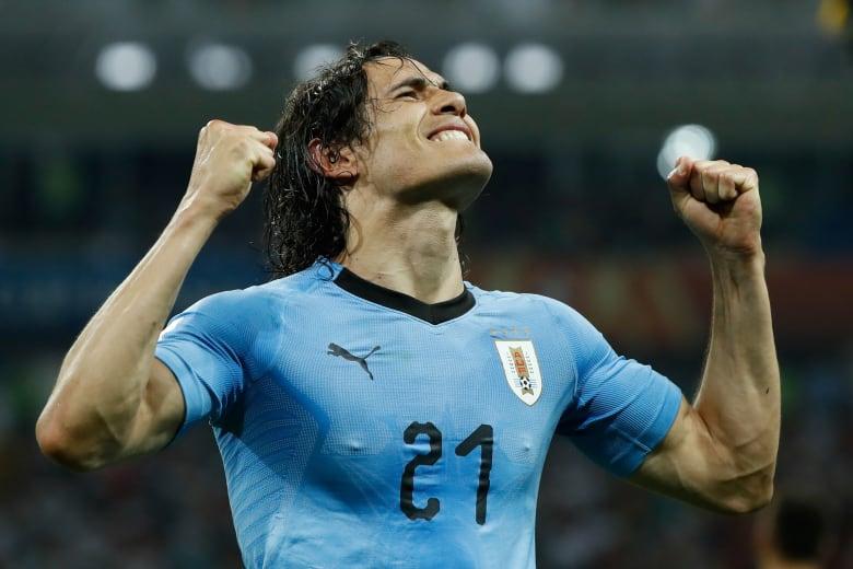 الأوروغواي تقصي البرتغال.. ورونالدو يلحق بميسي