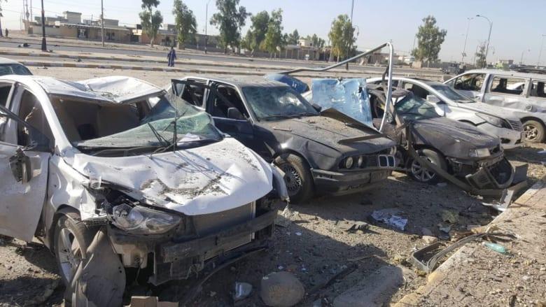 قتيل وجرحى في تفجير مخزن لصناديق الاقتراع بكركوك