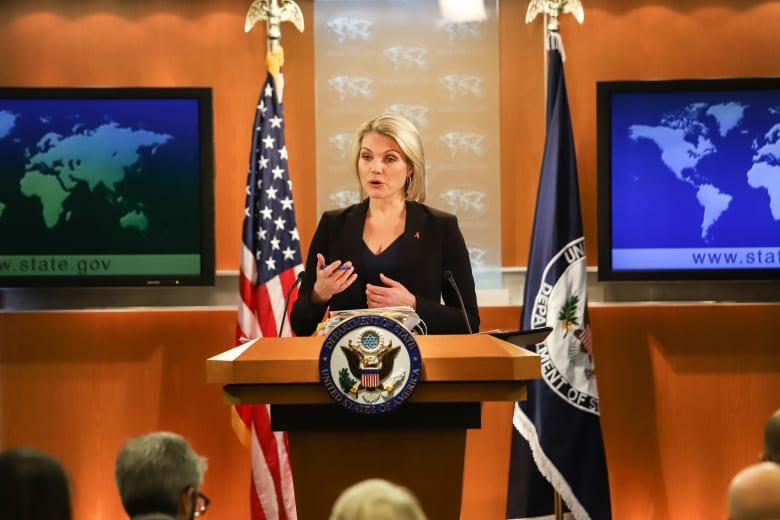 """خارجية أمريكا: ننتظر التحقيق باعتقال إيرانيين """"حاولوا تفجير تجمع للمعارضة"""" بأوروبا"""