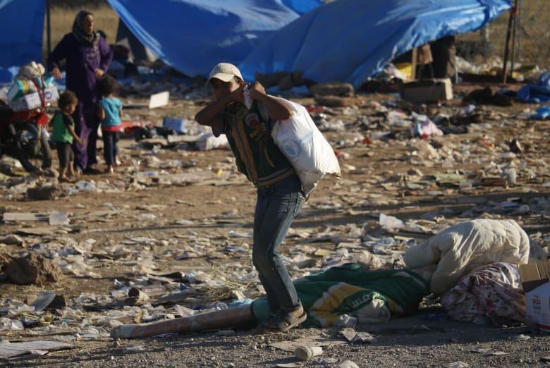 مفوضية شؤون اللاجئين: أكثر من 320 ألف سوري نزحوا جنوب سوريا