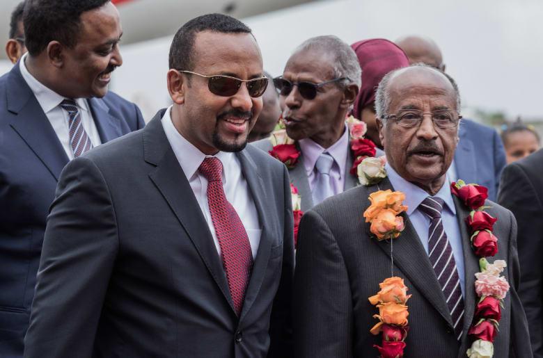 بعد حرب راح ضحيتها 70 ألف شخص.. إثيوبيا وإريتريا تختاران السلام